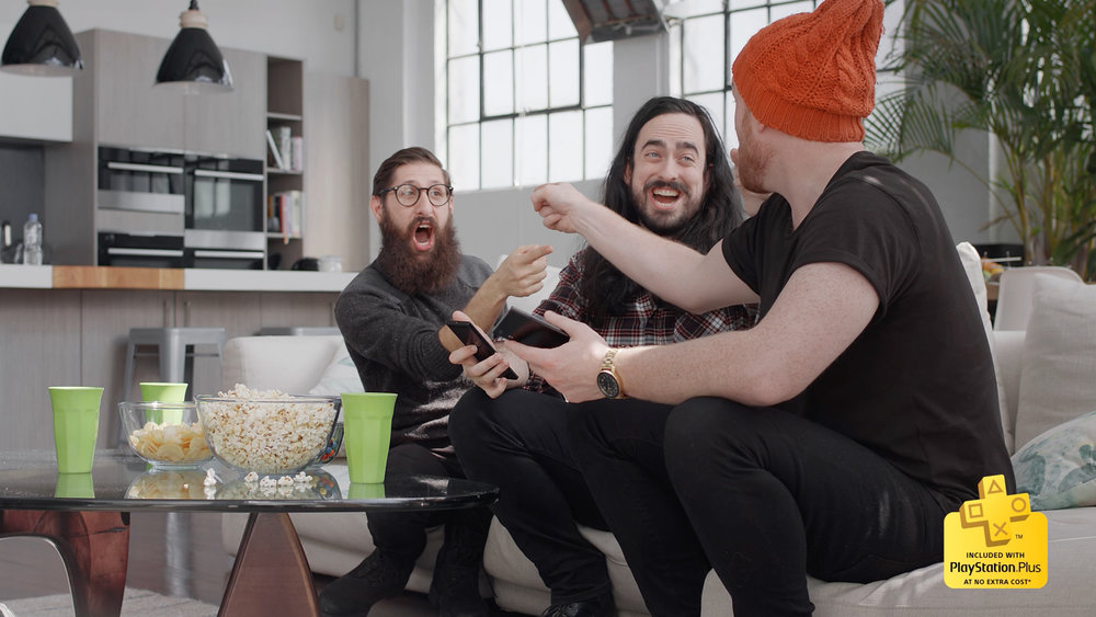 playstation-sydney-agency-sony-ad-aunty-donna-chello