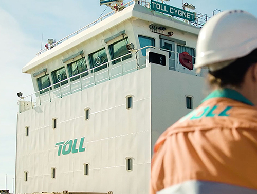 <tag>video, photography</tag><br>Toll Corporate<br>Video