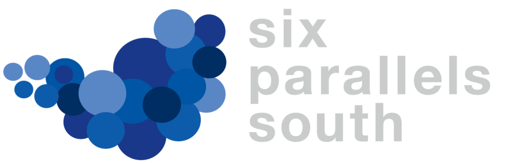 six parallels south