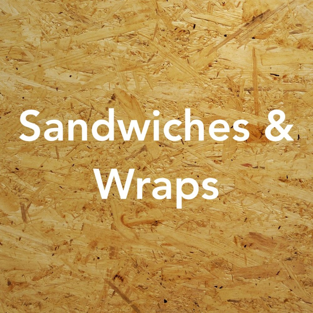 Artisan Cafe Catering Sandwiches & Wraps