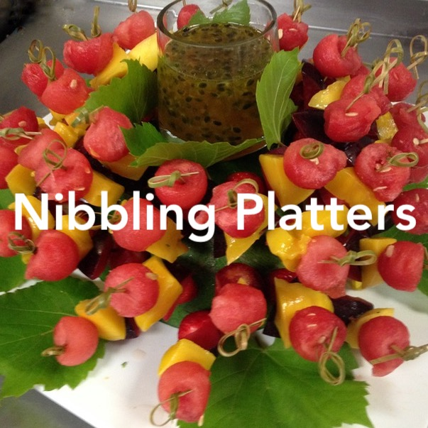 Artisan Cafe Catering Nibbling Platters
