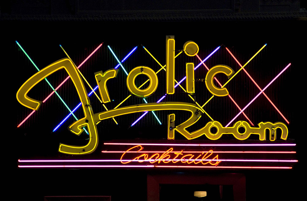 Hollywood's Frolic Room, Circa 2000