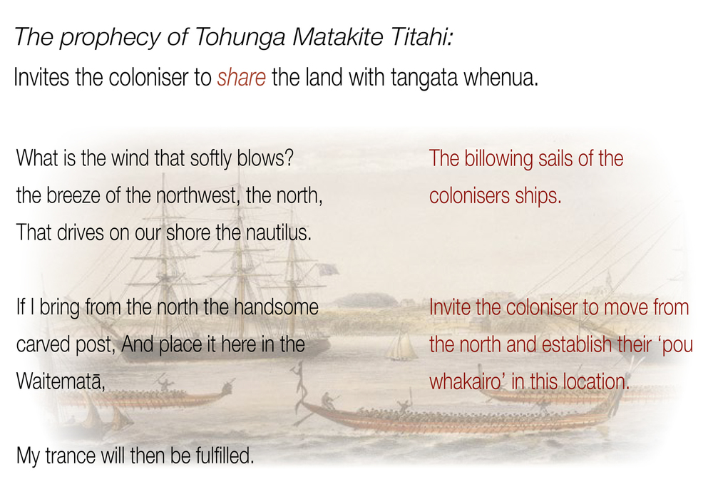 Figure 1: Prophecy of Tahiti
