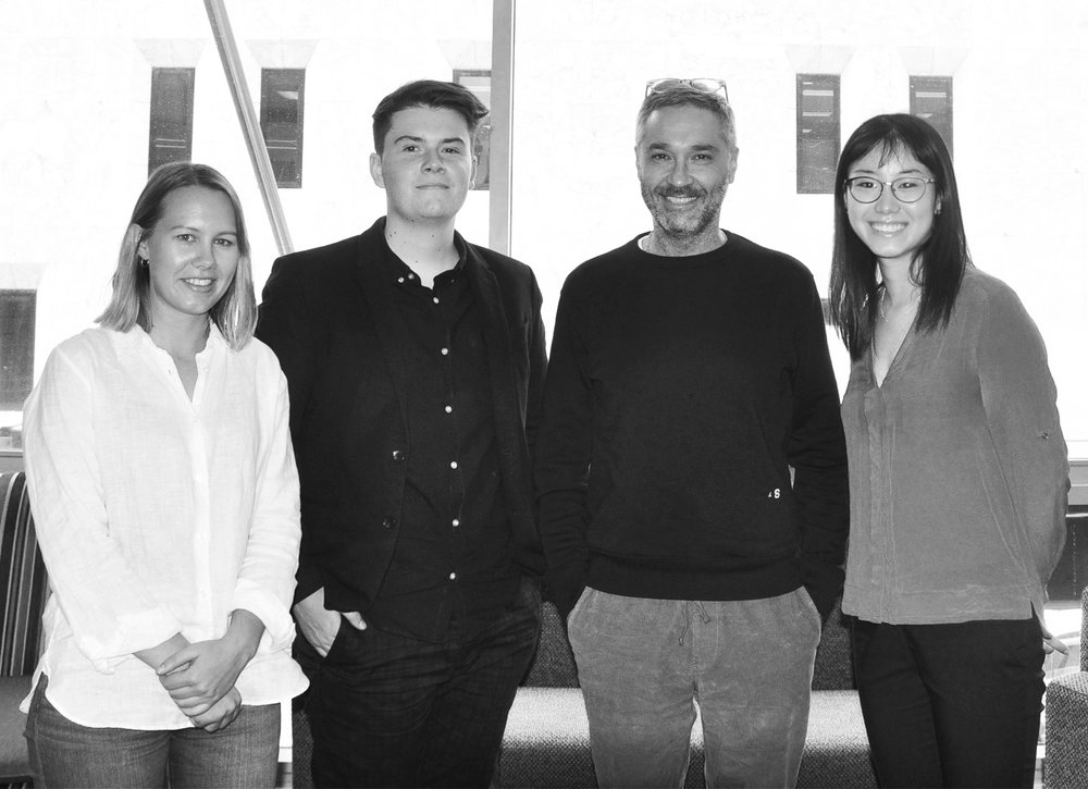 - Image left: Martin Rein-Cano with the Section 2018 team.XSection had the opportunity to sit down with Martin Rein-Cano, founding director of TOPOTEK1, during his visit to Aotearoa in October of this year.Born in Buenos Aires in 1967, Rein-Cano went on to study the History of  Art at Frankfurt University and Landscape Architecture at the Technical Universities of Hannover and Karlsruhe. Following his education, he lecturedat internationally renowned universities, contributed to a number of academic journals, and regularly served on international competition juries.Martin founded TOPOTEK1 in 1996, an award-winning multidisciplinary firm, which focusses on the re-contextualization of objects and spaces. The firm has been involved in a range of projects, including the famed Superkilenproject, in Copenhagen.XSection: To start o can you just brie y introduce yourself and your work.Martin : My name is Martin Rein-Cano, I am the founding director of Topotek 1, alandscape architecture design rm based in Berlin. If I had to characterize our work in very few words I would say, maybe what makes us special is, since we've been founded we've been researching the edges of the profession, jaunting into a number of related elds such as art and architecture. We are also interested in diversity as well. We want to work in di erent places, with different populations, doing different collaborations with different disciplines.XSection: You have described yourself as a traveler that works around the eld of landscape architecture, what was your vision when you rst started Topotek 1, and how has this developed over the past 22 years?Martin : I don't know if I had a vision actually. To tell you the truth, I was 28 years old, I was as old as you guys are now or older. No, I didn't have a vision. In the end, it's not like you have the ten commandments before you start the Bible. It's probably the other way around, you get them afterward, or as you go along. I could make up something, but in 