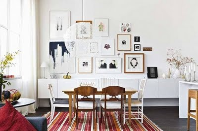 gallery wall how to by interior design collaborative interior