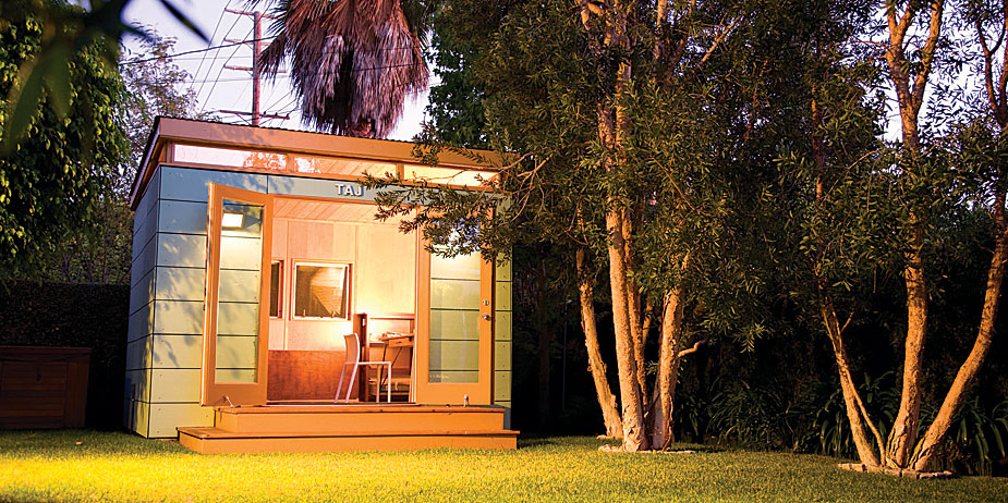 Shedquarters your new home office pool house man cave artist
