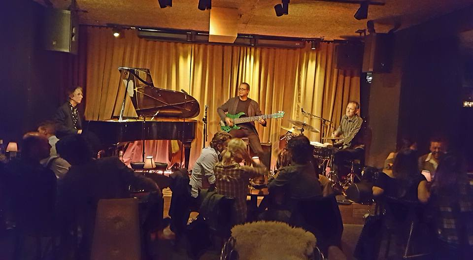 Playing with the great Terry Disley and Gary Brown at the Black Cat in San Francisco
