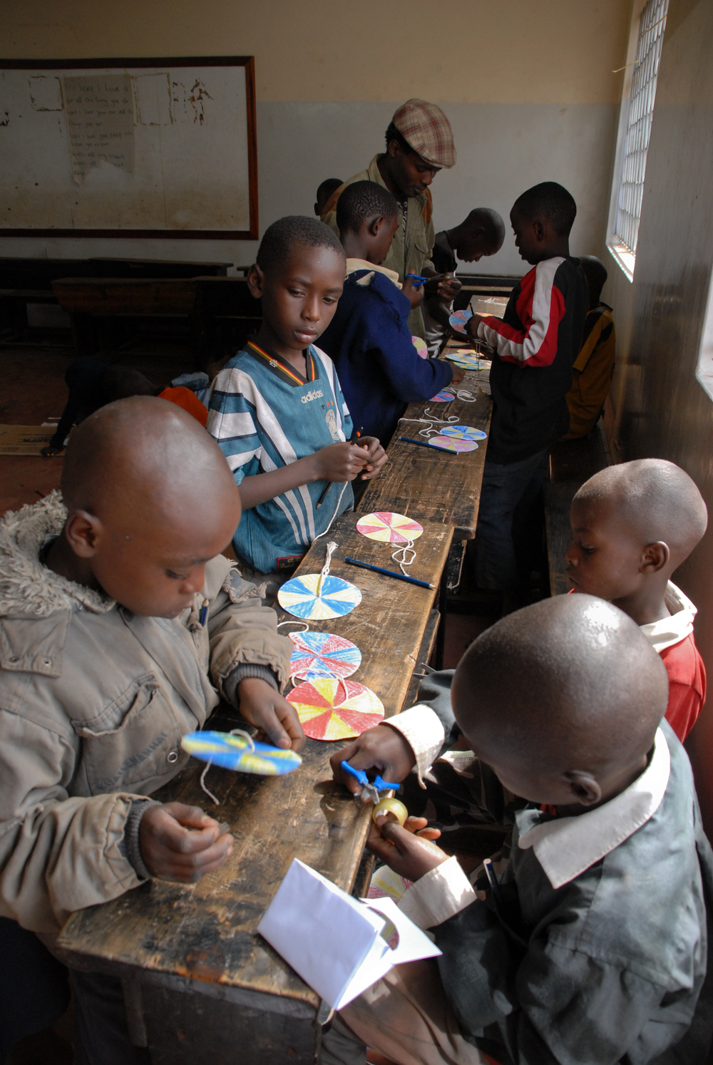 art - Colour wheels  art Kibera.jpg