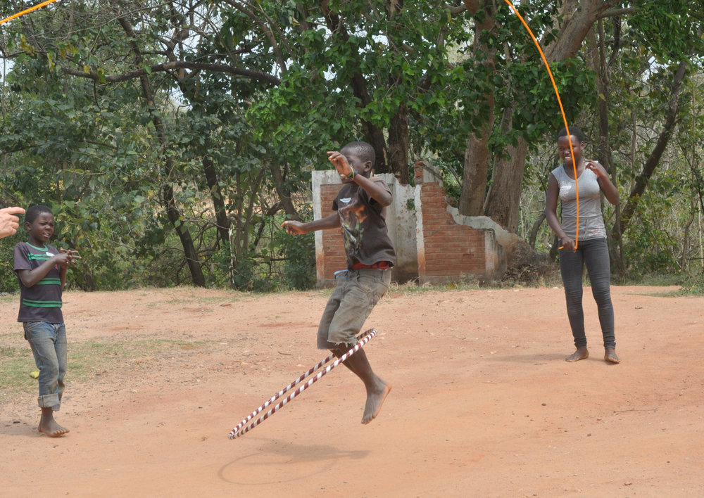 skipping with hoop and rope.JPG