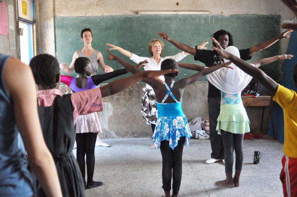 Anna teaching Mathare   1.jpg