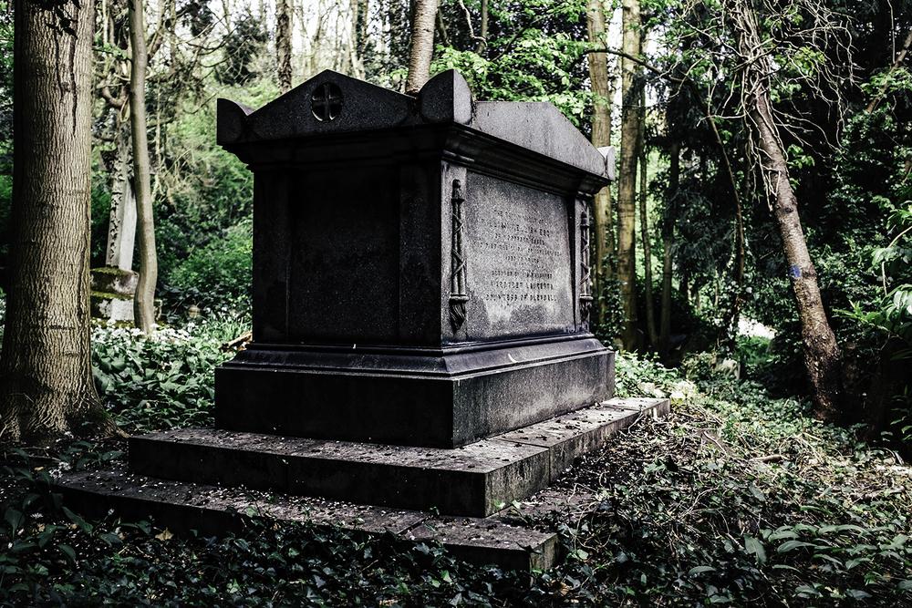 West Cemetery.