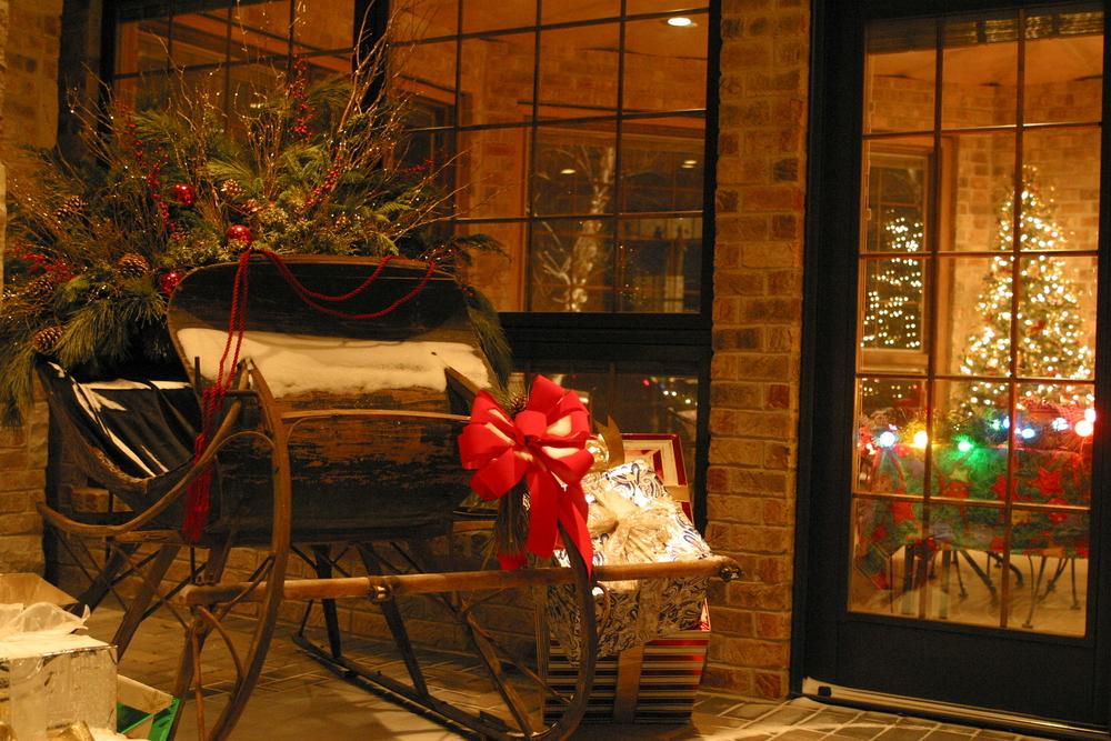 Winter / Christmas outdoor display