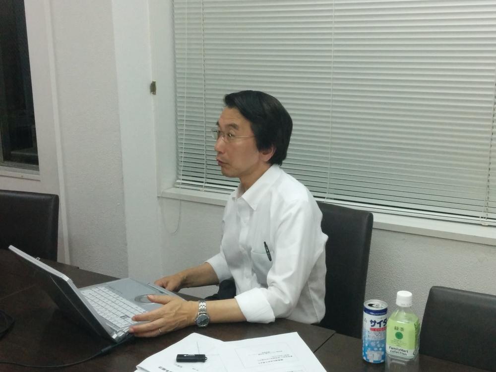 初心者のための統計学超入門講座セミナー(20140916)セミナー写真②.jpg