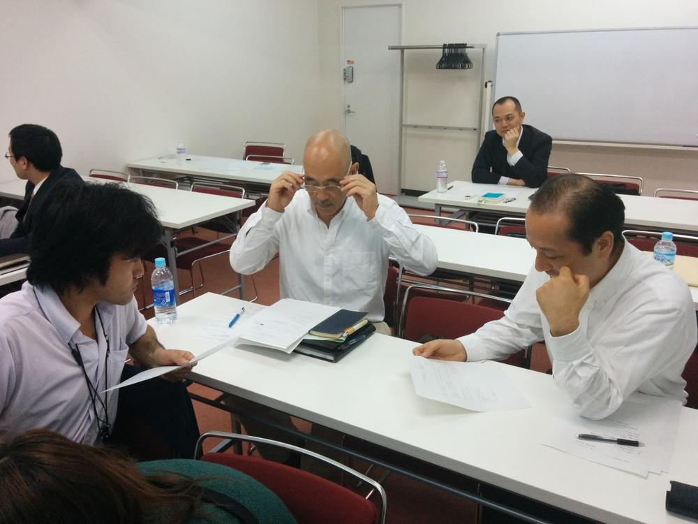 古典と現代経営理論から学ぶ、企業経営のための意思決定セミナー写真⑪.jpg