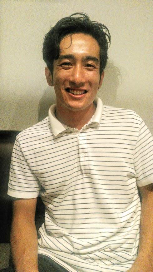 イングラムの田中さん