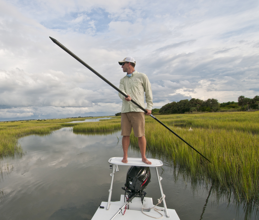 Saltwater fly fishing saint augustine fl old city guide for St augustine fishing