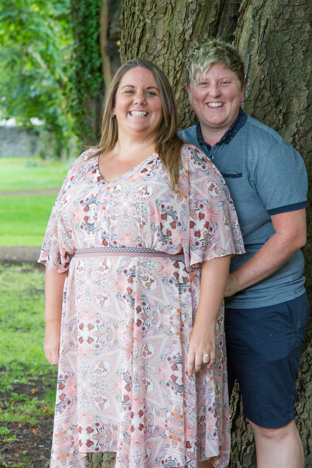 Engagement photography cardiff