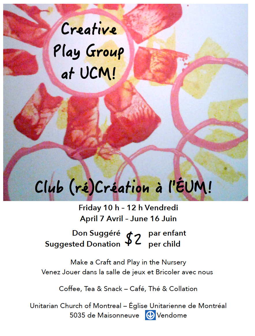 UCM creative play group