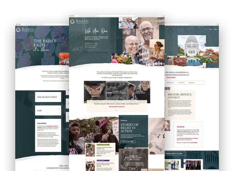 national bahai website