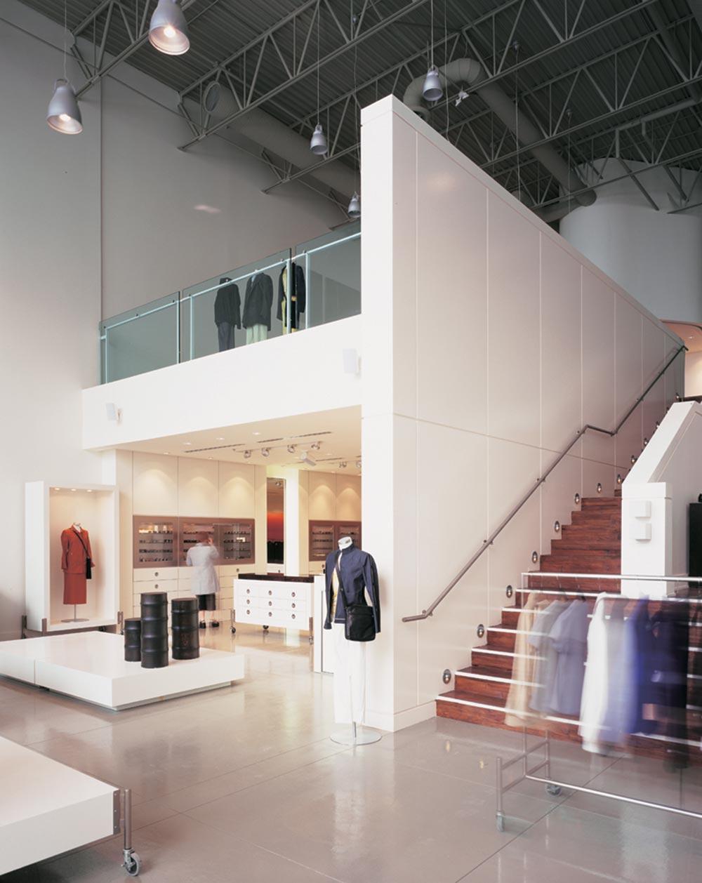 Bruce Lifestyle Store.  Retail Architecture & Interior Design by McKinley Burkart.