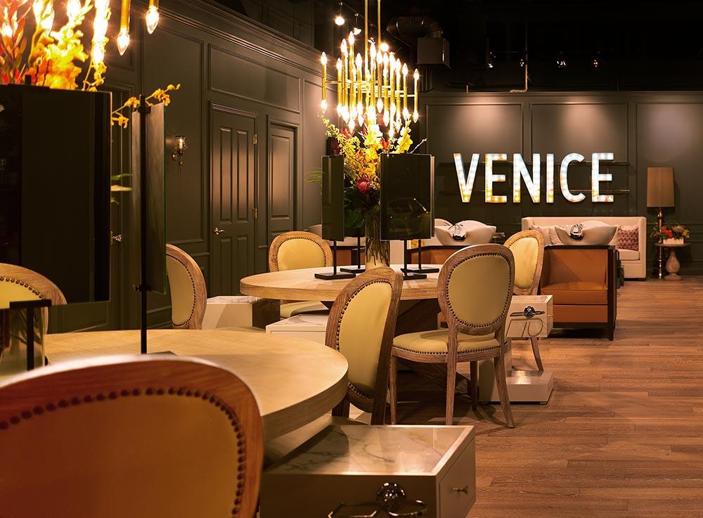 Butter Beauty Parlour.  Retail Architecture & Interior Design by McKinley Burkart.