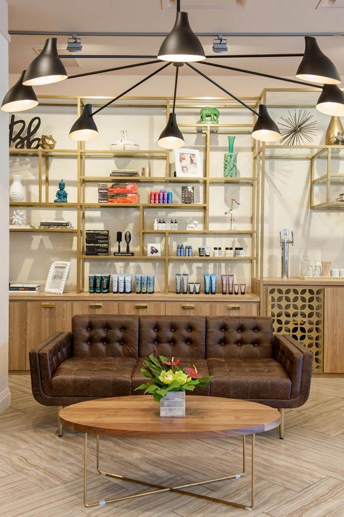 Hedkandi 8th Street.  Retail Architecture & Interior Design by McKinley Burkart.