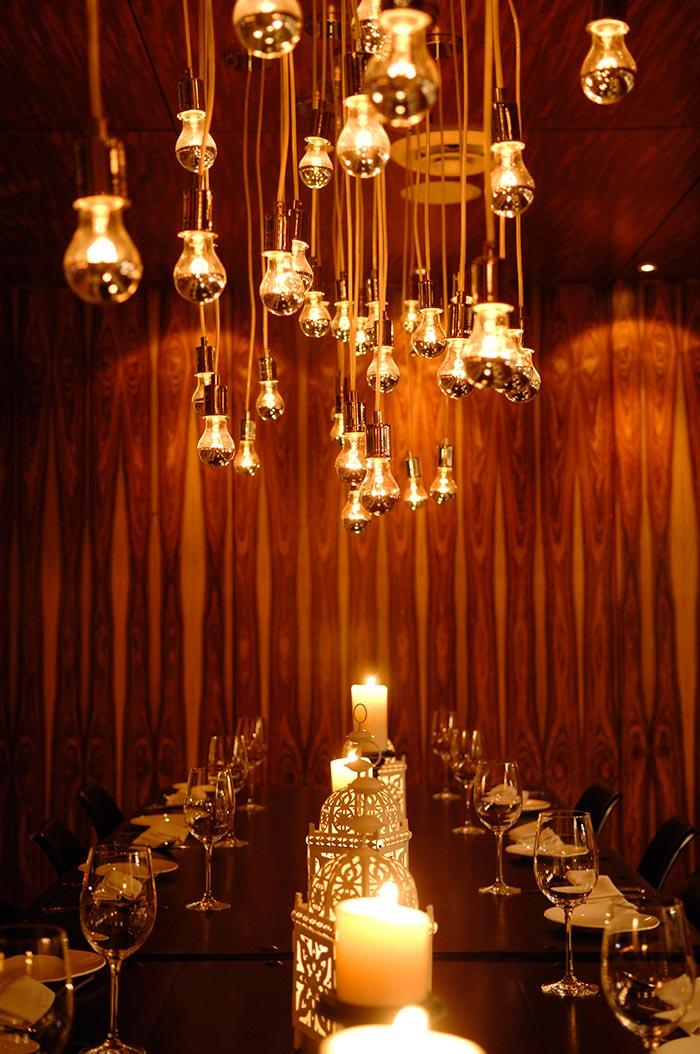 Mango Shiva . Restaurant Architecture & Interior Design by McKinley Burkart.
