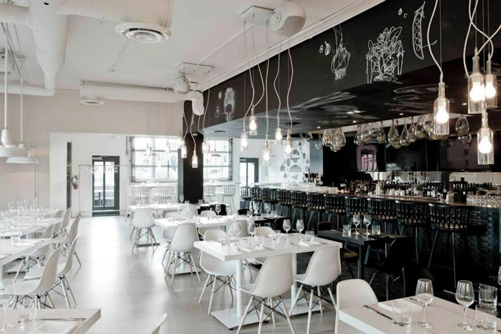 Market . Restaurant Architecture & Interior Design by McKinley Burkart.