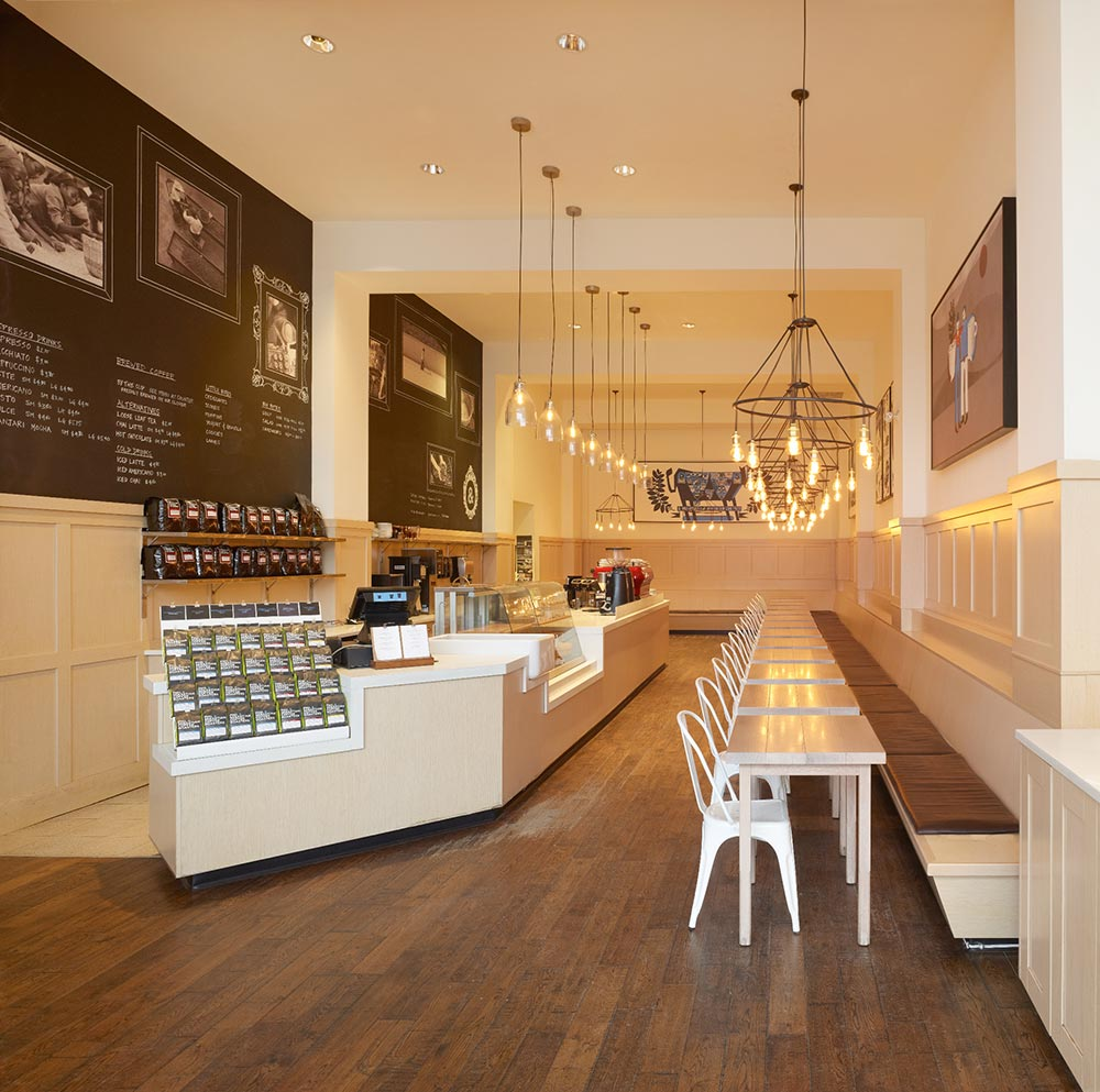 Phil + Sebastian Marda Loop . Restaurant Architecture & Interior Design by McKinley Burkart.