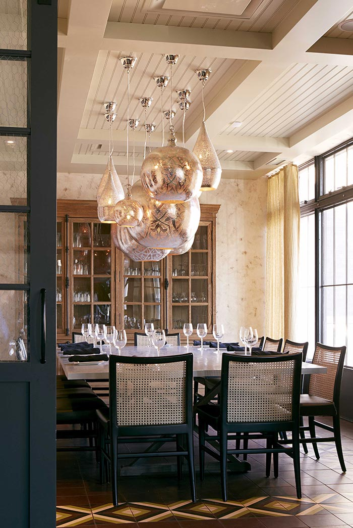 Candela . Restaurant Architecture & Interior Design by McKinley Burkart.