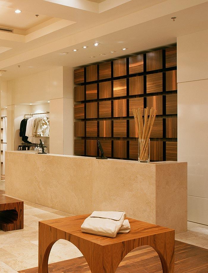 Aritzia . Retail Architecture & Interior Design by McKinley Burkart.