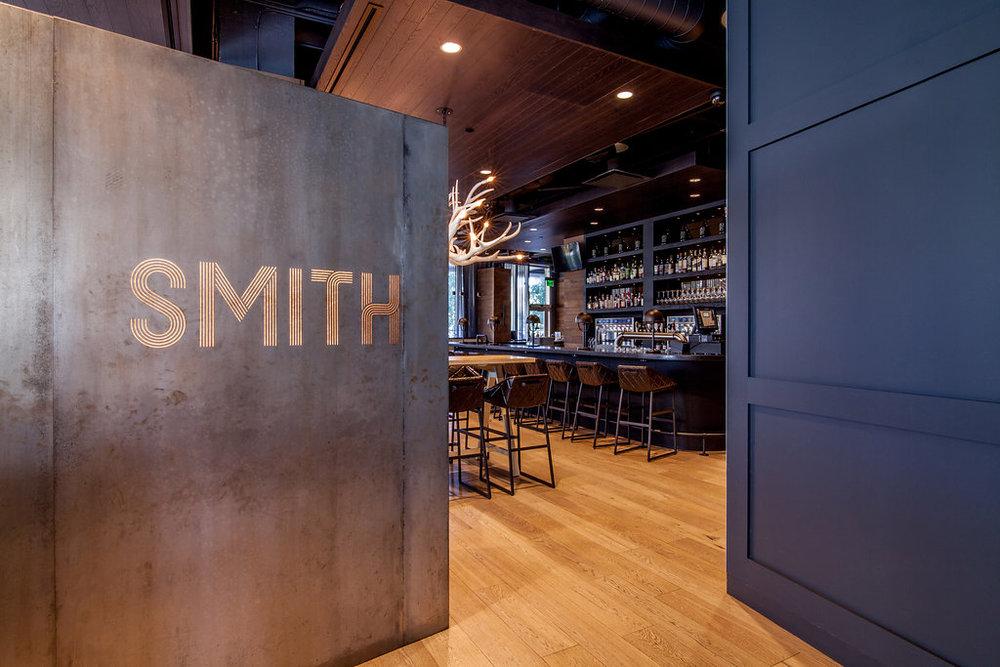McKinley Burkart Interior Design Smith Restaurant