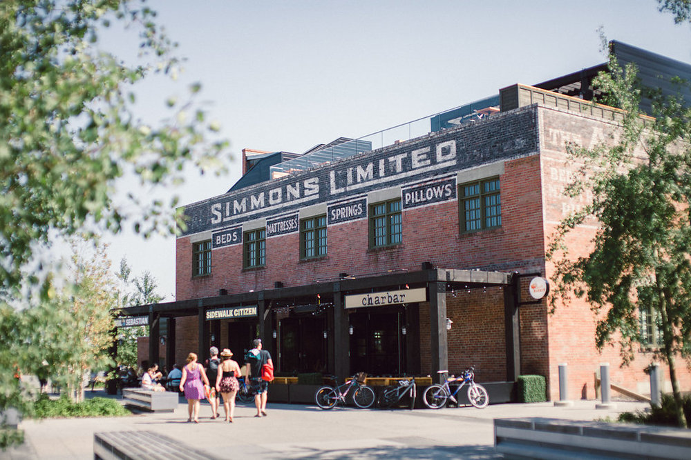 Historic Simmons Building Restoration Architecture and Interior Design by McKinley Burkart
