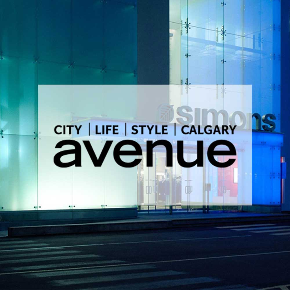 La Maison Simons is Opening in Downtown Calgary. Avenue Magazine. November 2014.