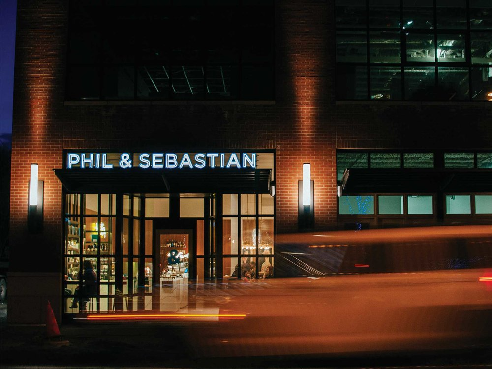 Phil & Sebastian Mission
