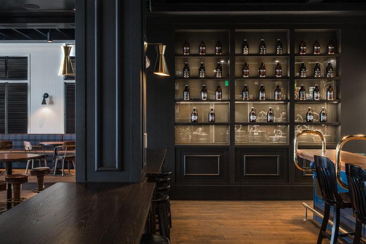 BLACKBIRD PUB | mckinley burkart - architecture + interior design