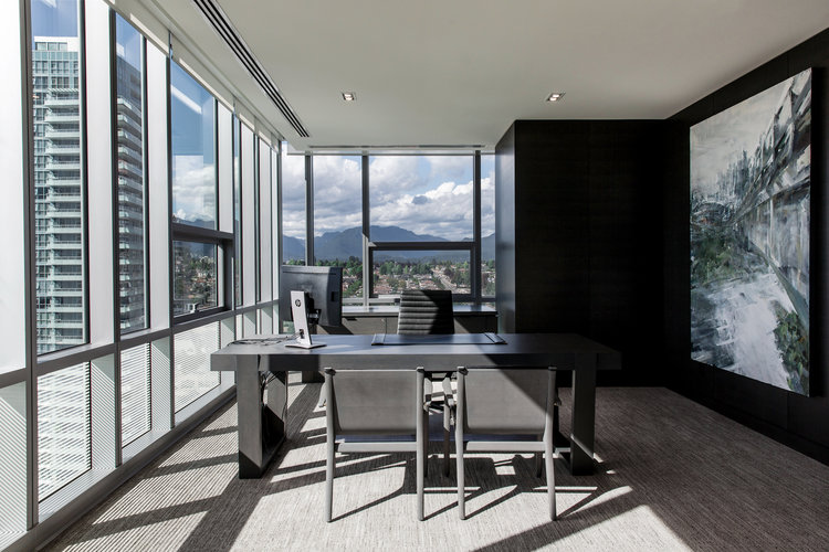 bosa development vancouver office mckinley burkart architecture