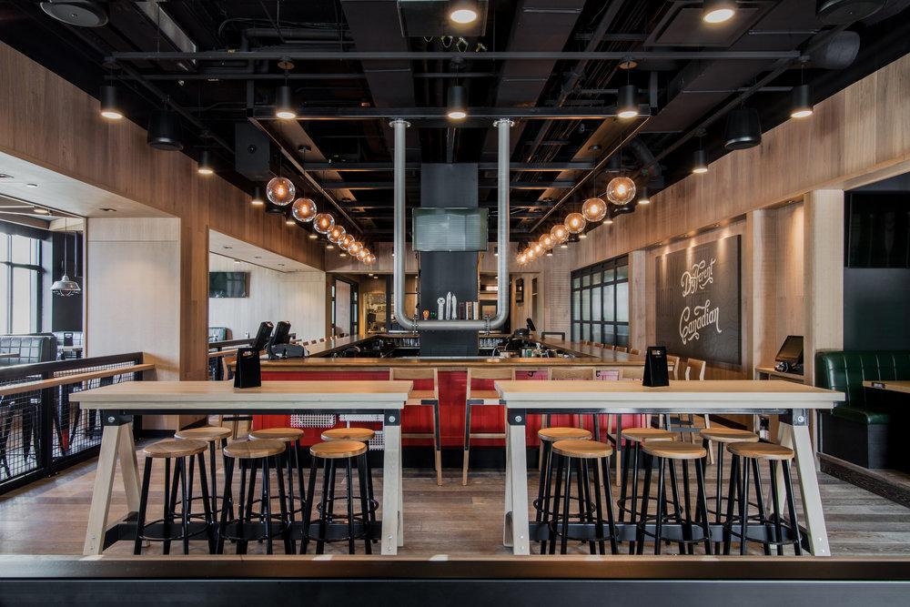 HUDSONS CANADAS PUB mckinley burkart architecture interior design