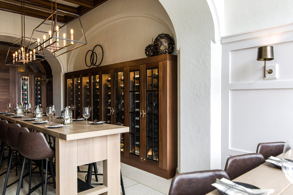 GRAPES WINE BAR AT THE BANFF SPRINGS | mckinley burkart ...