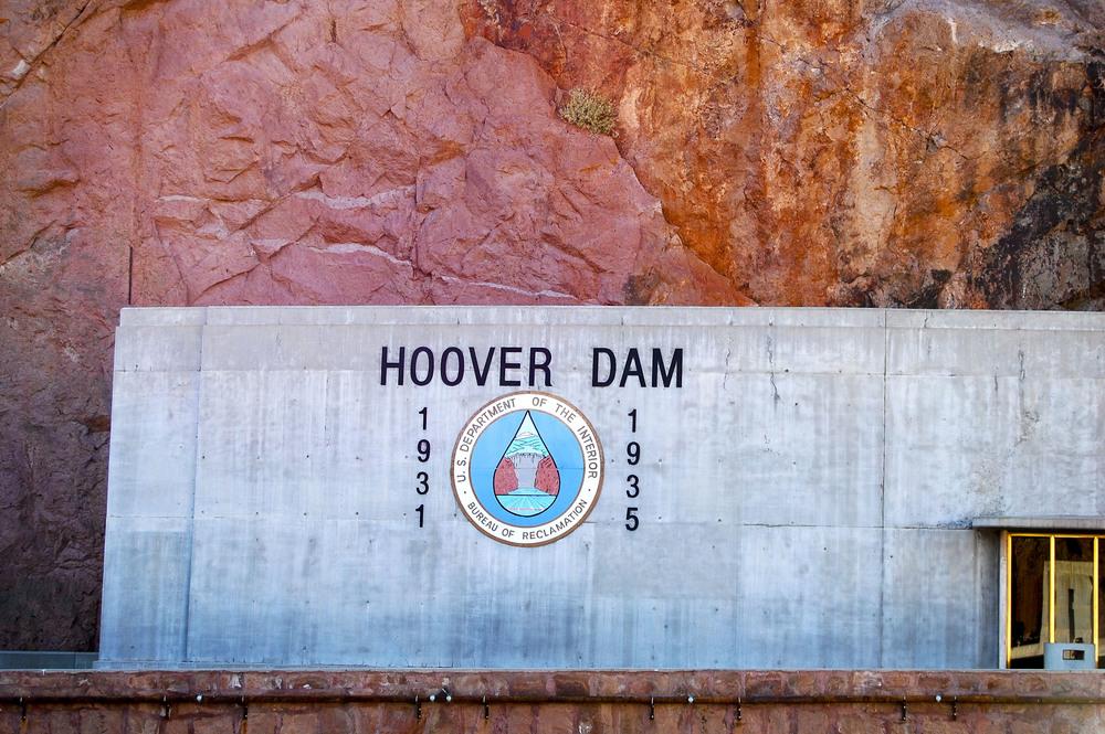Hoover Dam  Boulder City, Nevada, 2013