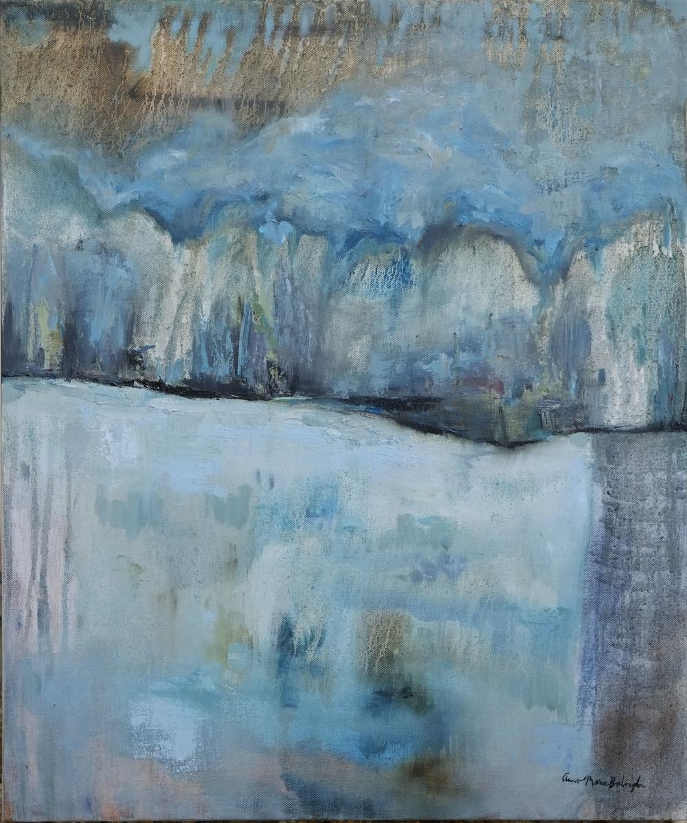 "2015  oil on canvas, 14"" x 20"""