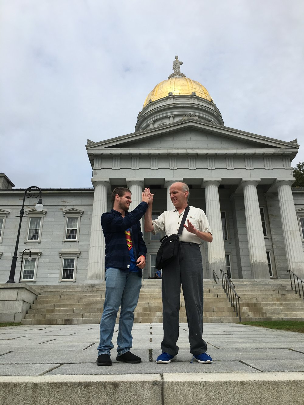 Mark and Thomas state house.jpg