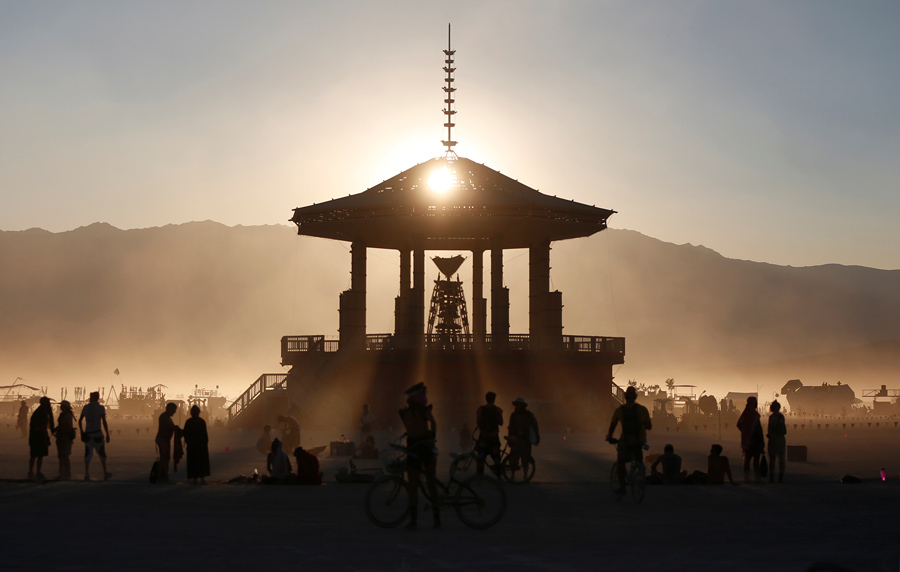 Burning Man 2017 Regionals