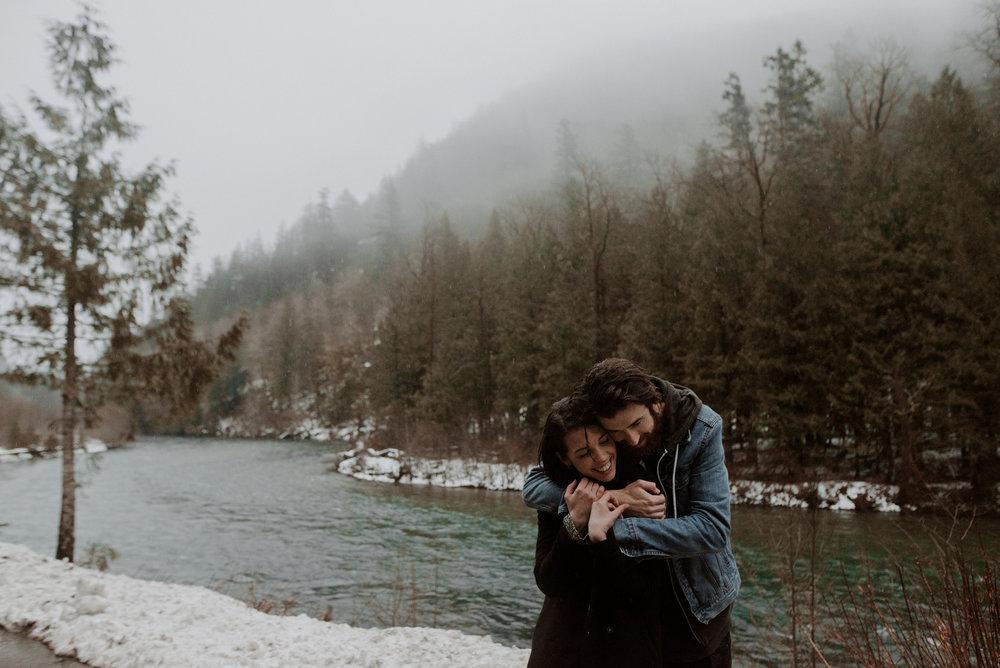 Stephen + Tayla | North Cascades