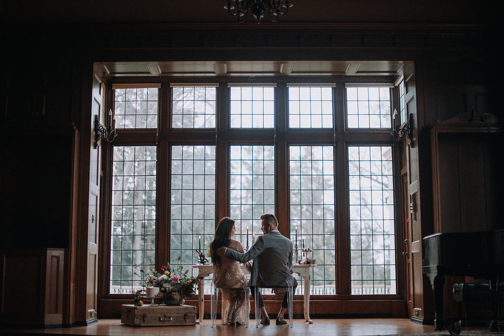 styled shoot | Lairmont Manor