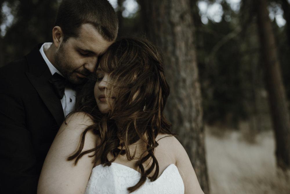 Ryan + Melanie - Seattle: Wedding