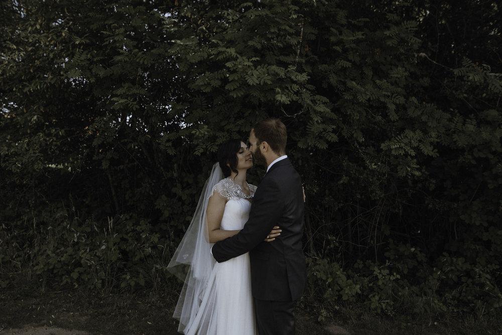 Chris + Brittany - Seattle: Wedding