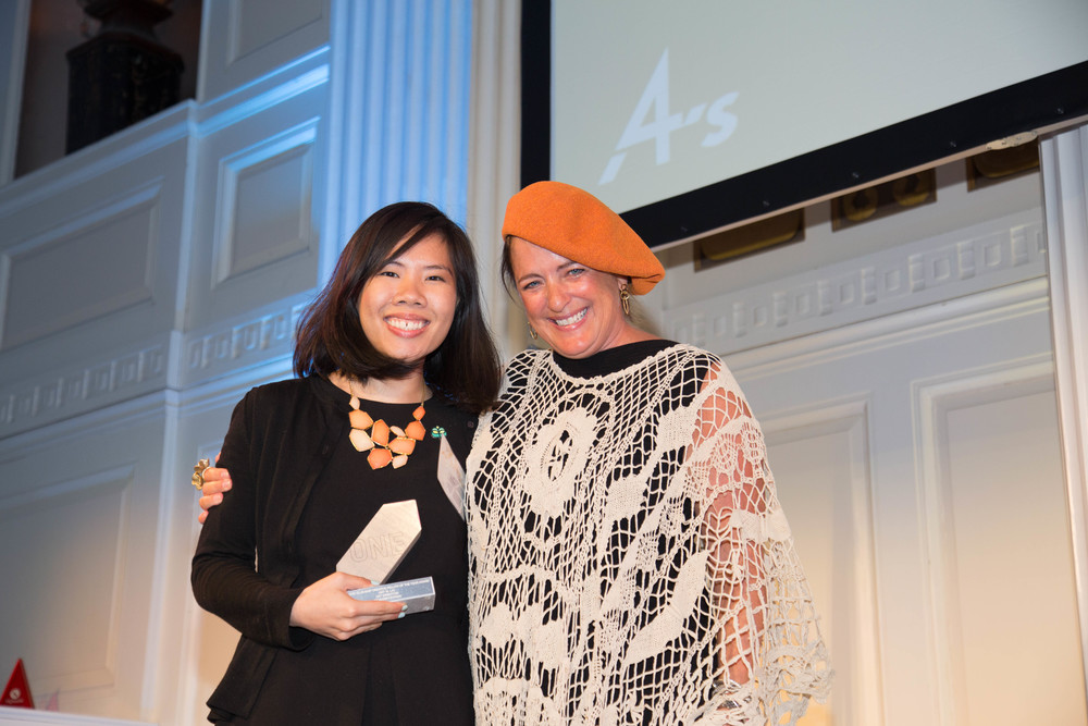 The One Club : MAIP Award_ Amy Lai + Susan Credle.jpg