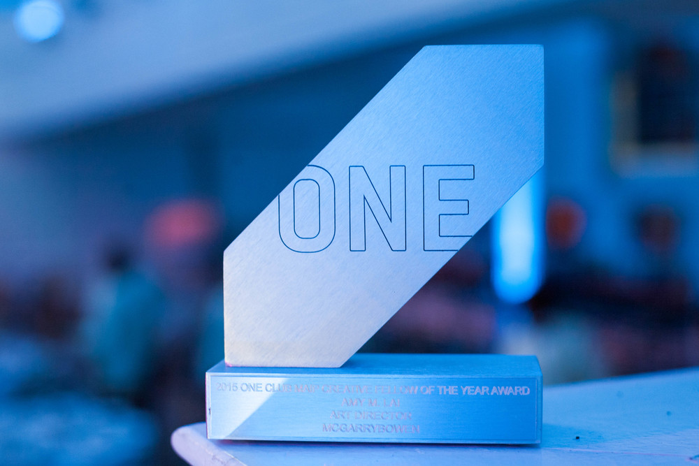 The One Club MAIP Creative Fellow Award.jpg