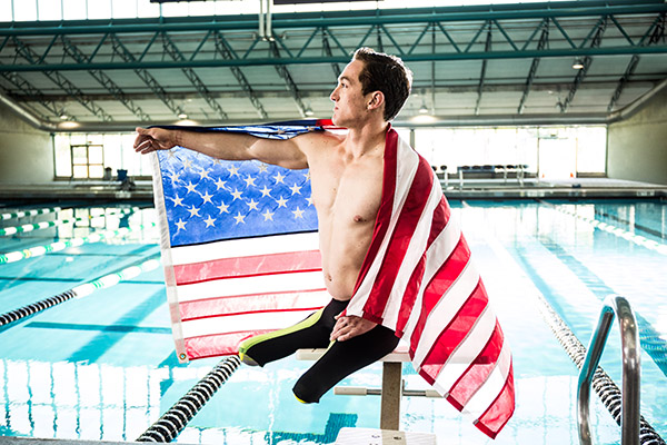 Rudy Garcia-Tolson<br>Multiple-time Paralympic Gold Medalist